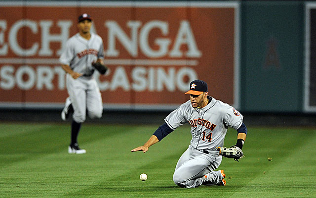 Houston Astros (USATSI)