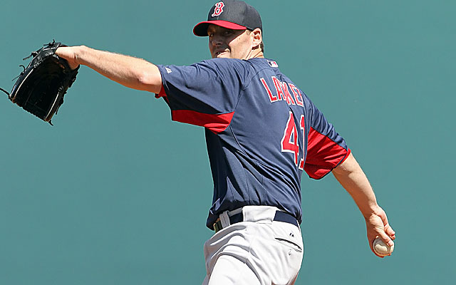 Lackey (USATSI)