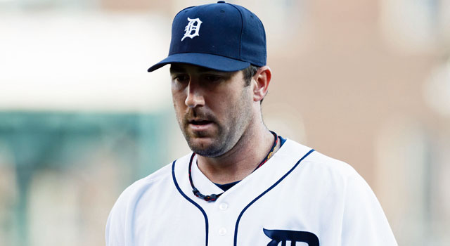 Justin Verlander is a strikeout leader, though his numbers don't compare to those of a decade ago. (USATSI)