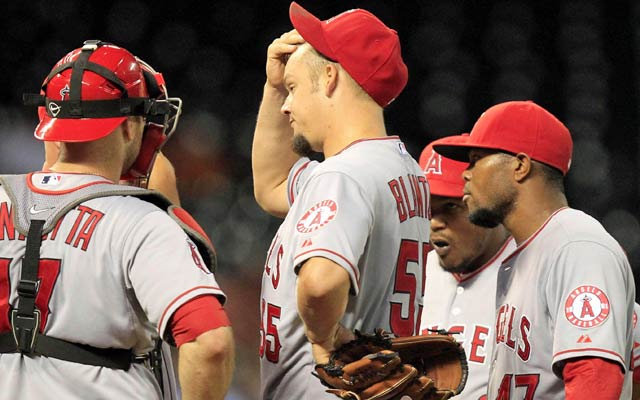 When you're losing to the Astros, you know you're in trouble. (USATSI)