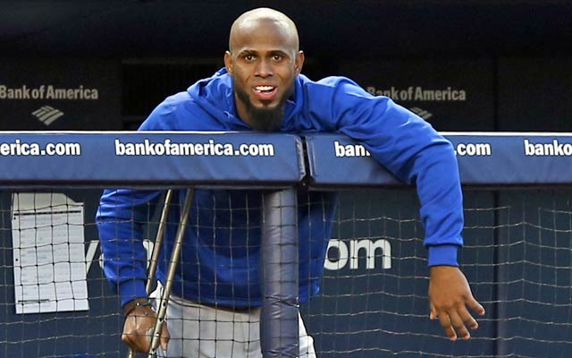 Jose Reyes sprained his ankle April 12 and the earlier he could return is late June. (USATSI)