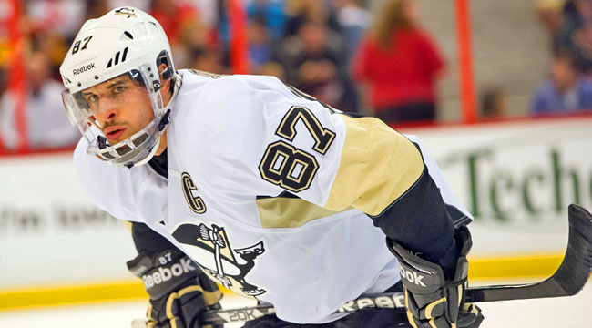Grades: Penguins pay for late mistake vs. Sens