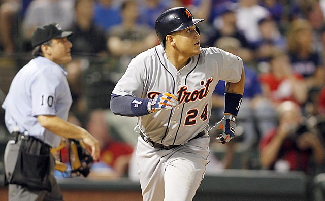 Miguel Cabrera's WAR is comparable to some pedestrian players. His statistics are not.