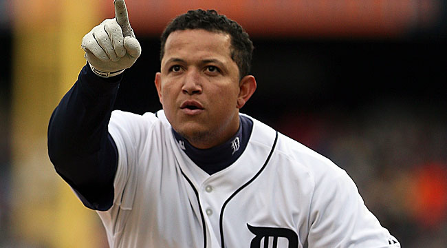 Stock Watch: MVP debate? No, it's Cabrera
