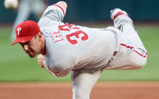 Cliff Lee: 'I definitely want to win. I want to be on a winning team. 'That should be what it's all about.' (USATSI)