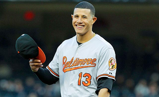 Manny Machado is praised for his gifts on the field and his protocol off it.