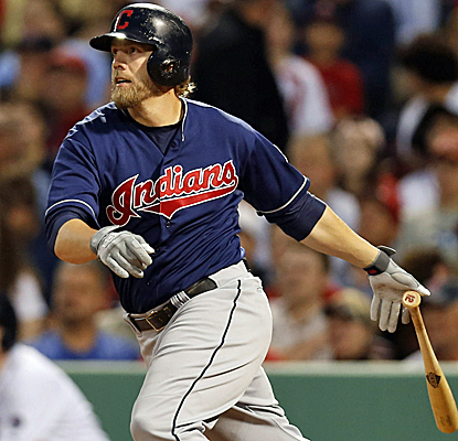 Mark Reynolds drives in three runs as the Indians give Terry Francona a measure of revenge.  (USATSI)