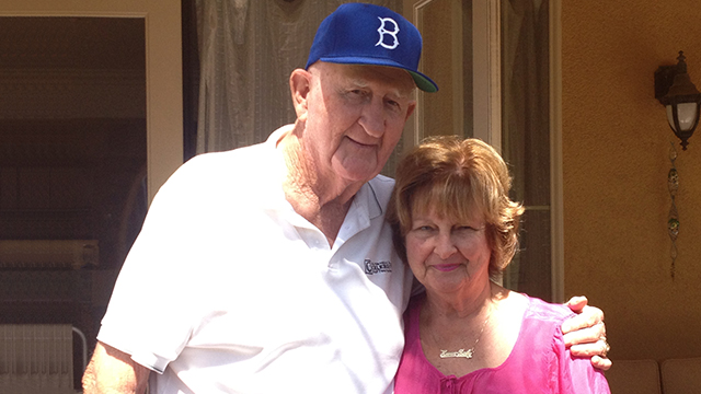 Roger Craig -- with Carolyn, his wife of 62 years -- had success as player, coach and manager. (CBSSports.com Original)