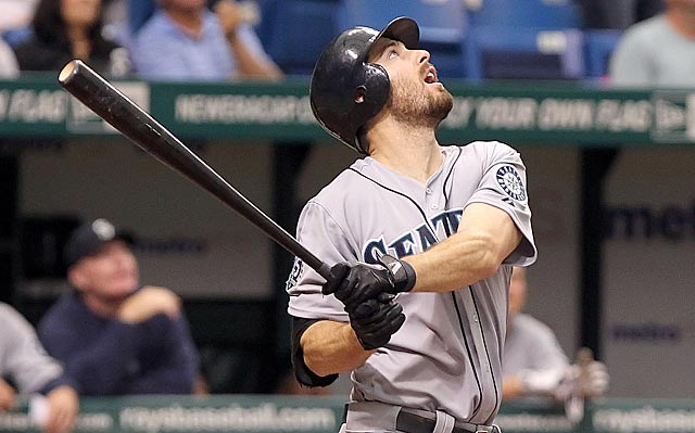 Dustin Ackley, the No. 2 pick in the 2009 draft, is batting .221 since the start of the '12 season.