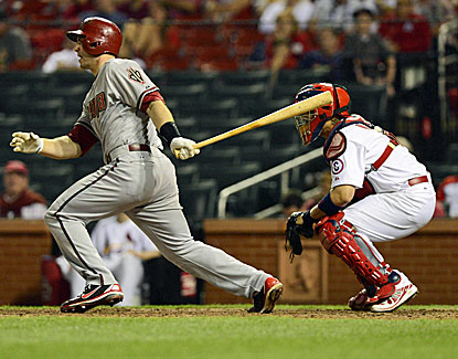 Arizona's Paul Goldschmidt comes through with a run-scoring single in the 14th inning to beat the Cardinals. (USATSI)