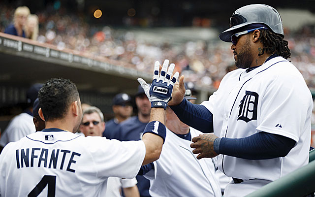 Prince Fielder and the Tigers have opened up a 5 1/2 game lead in the AL Central. (USATSI)
