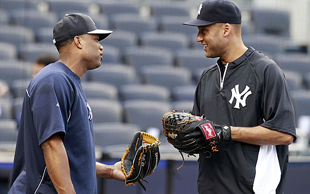 Their most productive hitter, Robinson Cano (left) can't help the Yankees remain the Yankees by himself. (USATSI)