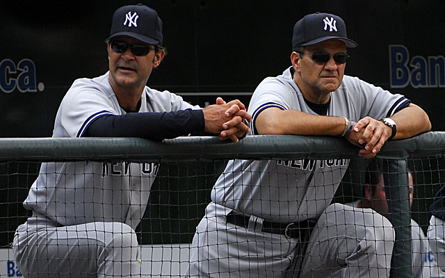 Not replacing Joe Torre as Yankees manager might have been the best thing for Don Mattingly. (Getty Images)
