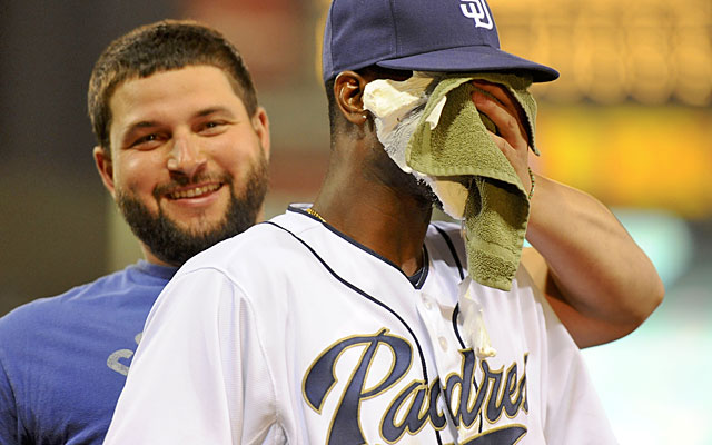 With injuries piling up, the Padres are counting on everybody, even recent pickups like Pedro Ciriaco. (USATSI)