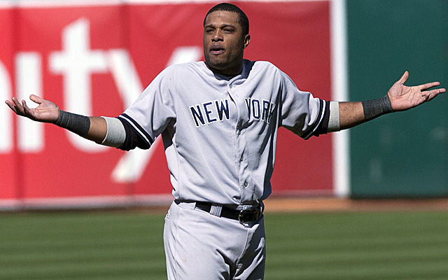 Robinson Cano, who's struggled against lefties, was expected to have a big year for the Yankees. (USATSI)