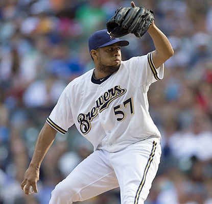 K-Rod converts his sixth straight save for career No. 300. 'You have no idea how happy and excited I am.' (USATSI)