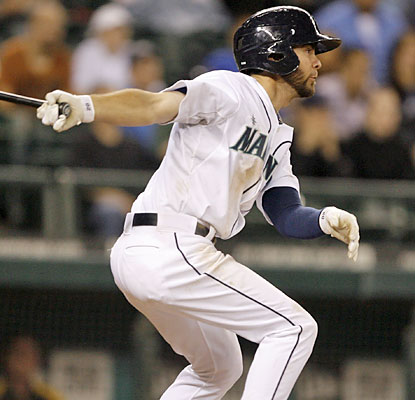 Rookie Nick Franklin (3 for 5), one of five Mariners to produce multiple hits, also finishes with 3 RBI. (USATSI)