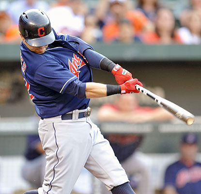 Nick Swisher, stuck in a serious slump in the month of June, shows sign life at the plate with two hits and an RBI. (USATSI)