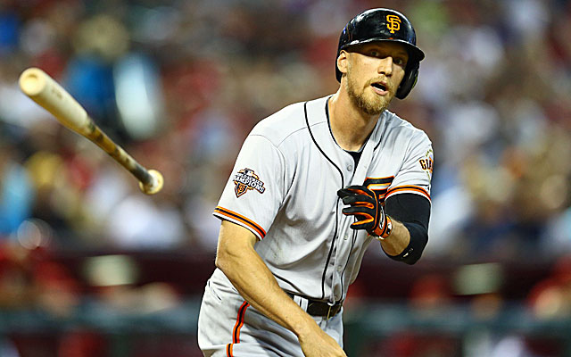 Hunter Pence (USATSI)