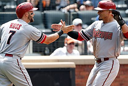 The Diamondbacks are glad to see a tough 10-game road trip come to an end with a win in New York.  (USATSI)