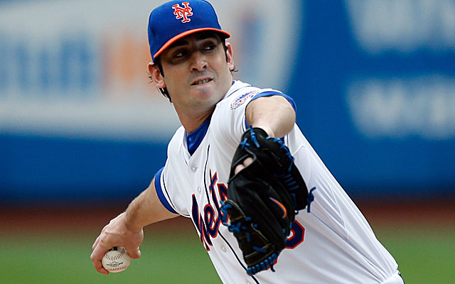 Matt Harvey should be a popular choice to start on the mound for the NL. (USATSI)