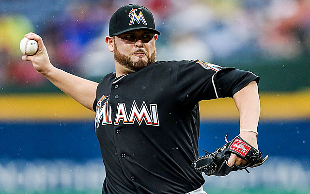 Ricky Nolasco could soon be a member of the Los Angeles Dodgers. (USATSI)