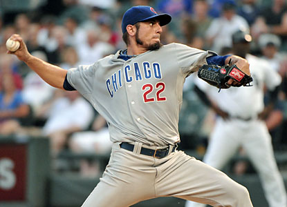 Matt Garza improves to 4-0 in his last five starts, lowering his ERA from 4.94 to 3.22 in that span. (USATSI)