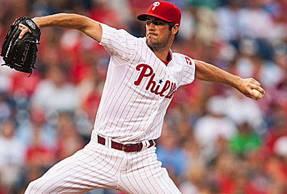 Cole Hamels throws eight strong innings to win his second consecutive start for the first time this season. (USATSI)