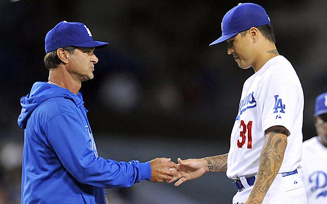 Don Mattingly would like to hand the ball to someone more reliable than Brandon League.