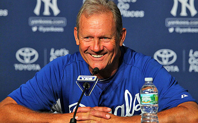 George Brett won a World Series and an MVP, but he's most often asked about one game.(USATSI)