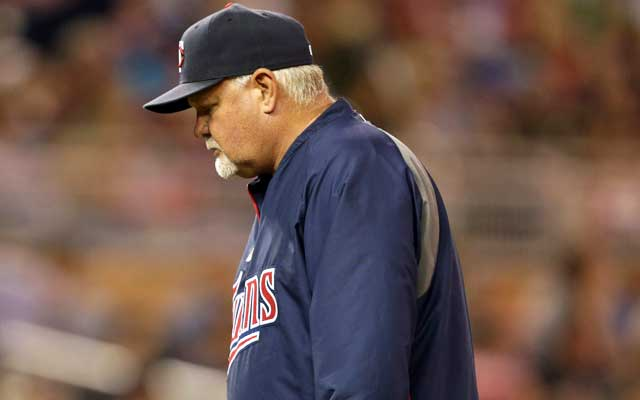 Ron Gardenhire has been a staple in Minnesota, but is his time running out? (USATSI)
