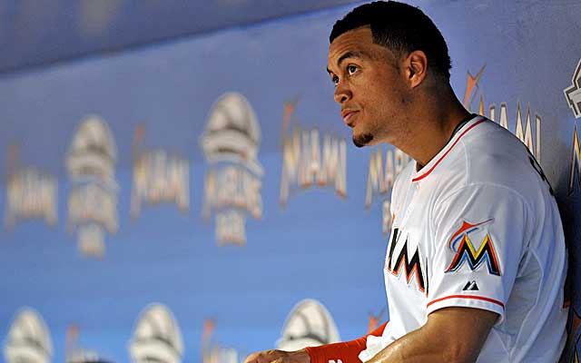 Wondering about a Giancarlo Stanton deal? It appears he's off the market. (USATSI)