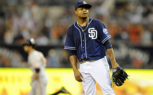 The Padres have quickly fallen out of contention and appear to be sellers as the trade deadline approaches. (USATSI)