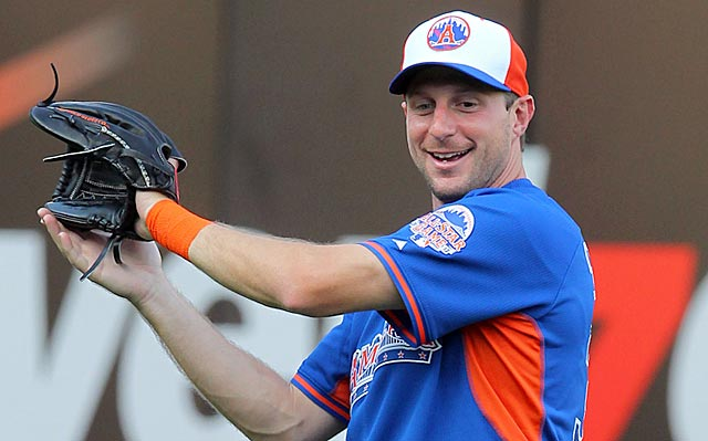 Max Scherzer was an All-Star the past two years and won the 2013 Cy Young Award.