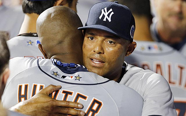 Jim Leyland wanted to make sure Mariano Rivera could have an unforgettable experience.