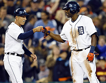 Torii Hunter has three hits as the Tigers hand Philadelphia its seventh straight loss. (USATSI)