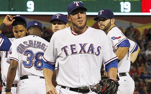 Are the Rangers really willing to send off Joe Nathan?