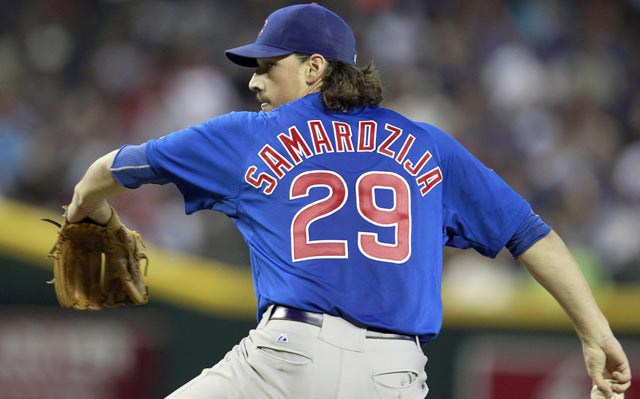 Jeff Samardzija can help a contender, but the Cubs might be pricing themselves out of the market.