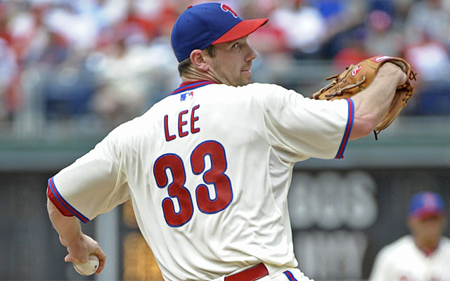 Cliff Lee has a no-trade list that includes 21 teams, including most of those in major markets. (USATSI)