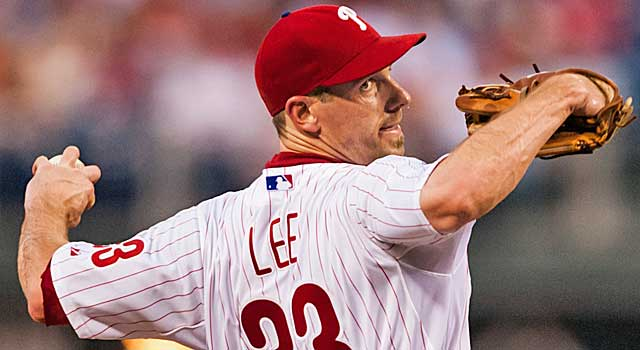 Cliff Lee is would waive his 21-team no trade provision, but the Phils' asking price is sky high. (USATSI)
