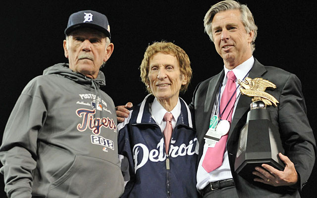The Tigers have become an October perennial thanks to GM Dave Dombrowski's trade savvy. (USATSI)