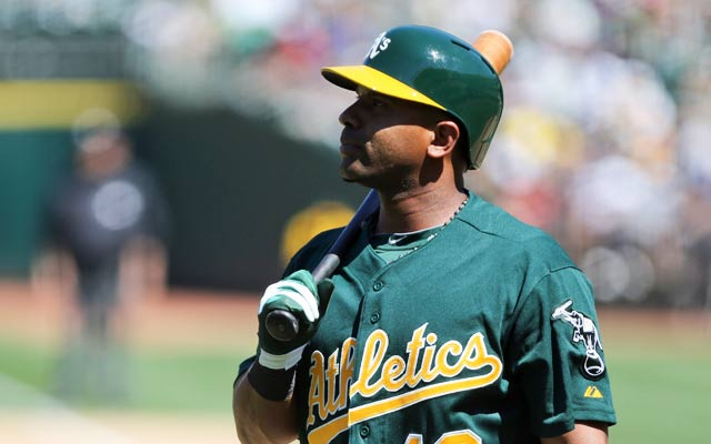 Alberto Callaspo is a nice pickup for the AL West-leading A's. (USATSI)