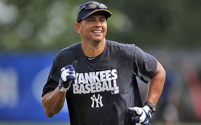A-Rod will push for a suspension in line with the rest of the players penalized for Biogenesis links. (USATSI)