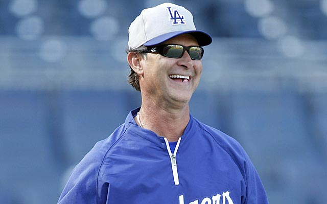Don Mattingly can laugh today, but in May, he and Stan Kasten knew he was on shaky ground.