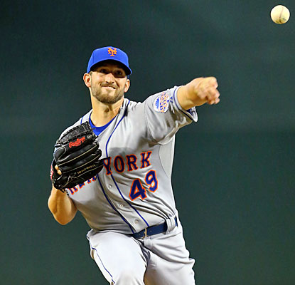 Jonathan Niese makes his first start since June 20 and comes away victorious for his fourth win on the season. (USATSI)