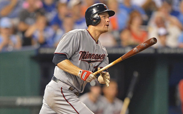After a .175/.266/.330 line in July, Justin Morneau has bounced back with a .269/.296/.673 August. (USATSI)
