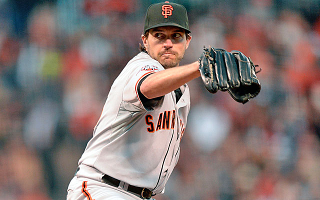 Zito is winless in nine starts away from AT&T Park this season. (USATSI)