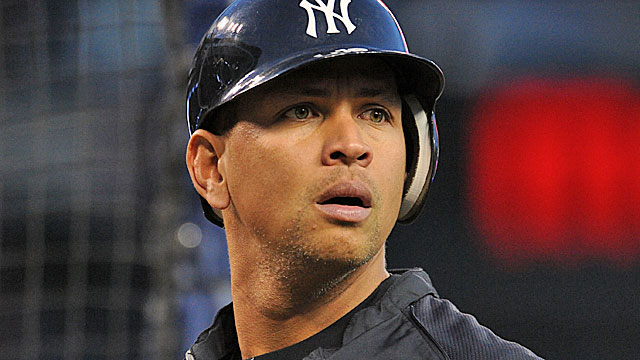 A-Rod and his inner circle leaked documents about other players with ties to Biogenesis.   (USATSI)