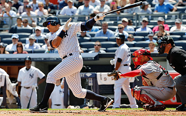 Alex Rodriguez is facing a 211-game suspension from Major League Baseball. (USATSI)