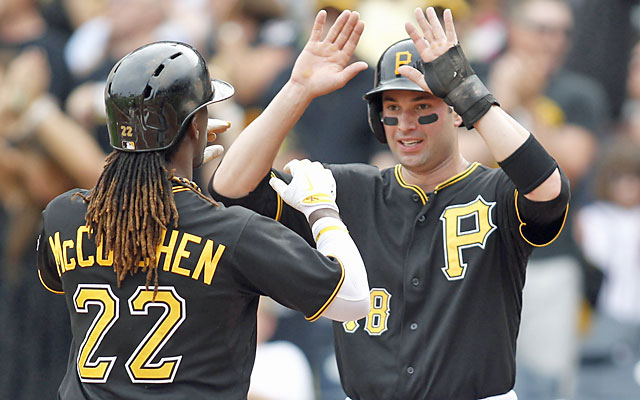 Andrew McCutchen: 'We've got some guys who are seasoned now. It's not a bunch of new guys anymore.' (USATSI)